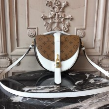 Louis Vuitton M43645 Chantilly Lock Monogram Canvas