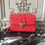 Louis Vuitton M44240 Saint Sulpice BB Monogram Empreinte Leather