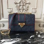 Louis Vuitton M44243 Saint Sulpice BB Monogram Empreinte Leather