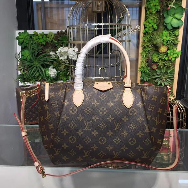 6d640e62ed4dd Louis Vuitton M48814 Turenne MM Monogram Canvas