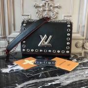 Louis Vuitton M53520 Twist MM Epi Leather Noir