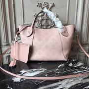 Louis Vuitton M54353 Hina PM Mahina Leather Magnolia