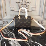 Louis Vuitton M61252 Nano Speedy Monogram Canvas