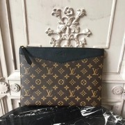 Louis Vuitton M62048 Daily Pouch Monogram Canvas Noir
