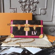Louis Vuitton M62456 Pochette Weekend Monogram Canvas