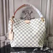 Louis Vuitton N42249 Graceful PM Damier Azur Canvas