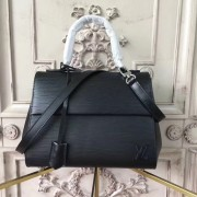 Louis Vuitton M41312 Cluny BB Epi  Noir