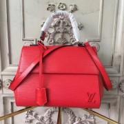 Louis Vuitton M41337 Cluny BB Epi Coquelicot