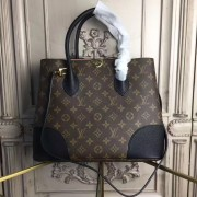 Louis Vuitton M41595 Flandrin Monogram Canvas Noir