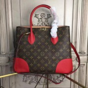 Louis Vuitton M41596 Flandrin Monogram Canvas Cherry