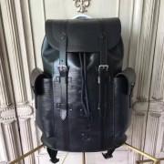 Louis Vuitton x Supreme Christopher Backpack Epi PM Black