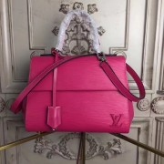 Louis Vuitton M42051 Cluny BB Epi Hot Pink