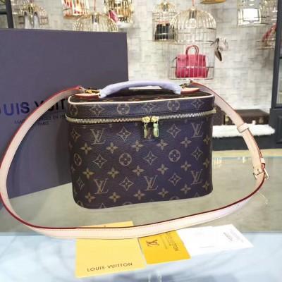 Louis Vuitton M42265 Nice Bb Monogram