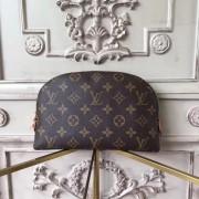 Louis Vuitton M47353 Cosmetic Pouch GM Monogram