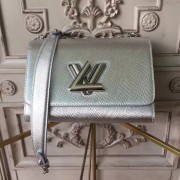 Louis Vuitton M50282 Silver Twist MM Epi Leather