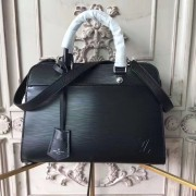 Louis Vuitton M51238 Vaneau MM Epi Leather Noir