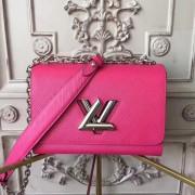 Louis Vuitton M54277 Twist MM Epi Leather
