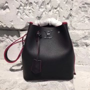 Louis Vuitton M54677 Lockme Bucket Lockme Noir