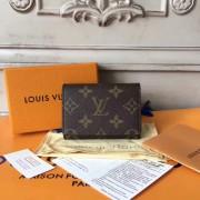 Louis Vuitton M63801 Enveloppe Carte de visite Monogram Canvas