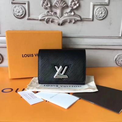 Louis Vuitton M64414 Twist Compact Wallet Epi Leather
