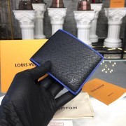 Louis Vuitton M30563 Multiple Wallet Taiga Leather