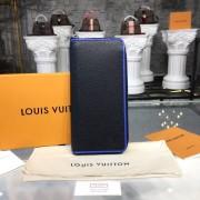 Louis Vuitton M30569 Zippy Wallet Vertical Taiga Leather