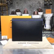 Louis Vuitton M30573 Pochette Voyage MM Taiga Leather