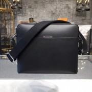Louis Vuitton M33427 Anton Messenger PM Taiga Leather Noir