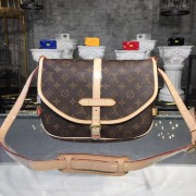 Louis Vuitton M40710 Saumur MM Monogram Canvas