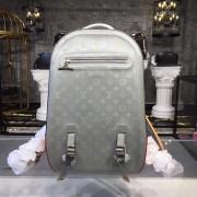 Louis Vuitton M43881 Backpack GM Monogram Titanium