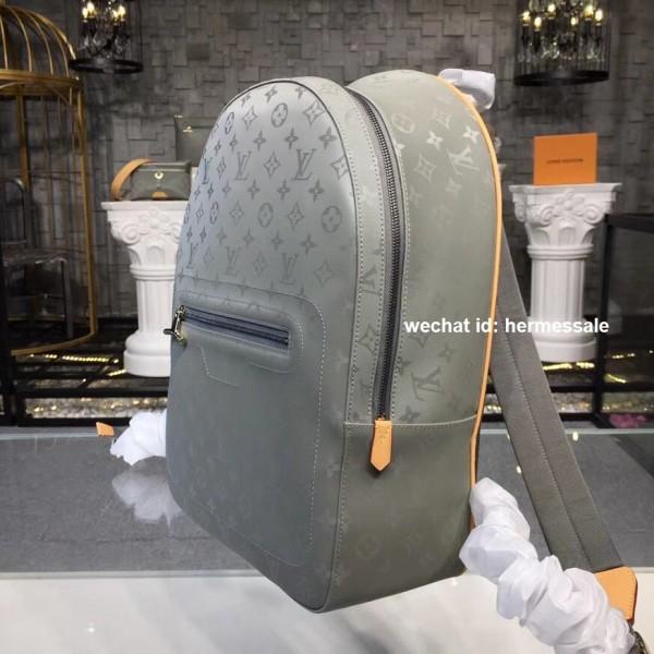 7a3d1ad8f8cb Louis Vuitton M43882 Backpack PM Monogram Titanium