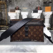 Louis Vuitton M43895 Messenger PM Monogram Glaze
