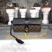 Louis Vuitton M43903 Glasses Case Monogram Noir