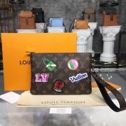 Louis Vuitton M63447 City Pouch Monogram