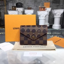 Louis Vuitton N61013 Zippy Monogram Coin Purse
