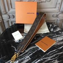 Louis Vuitton J02288 Bandouliere Monogram Canvas Gold