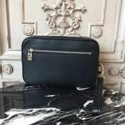 Louis Vuitton M33409 Kasai Clutch Taiga Leather