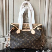 Louis Vuitton M40155 Neverfull PM Monogram Canvas