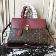 Louis Vuitton M42413 Venus Monogram Canvas Raisin
