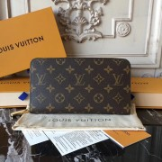 Louis Vuitton M60002 Zippy Organizer Monogram