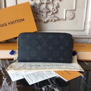 Louis Vuitton M60017 Zippy Wallet Monogram Eclipse Canvas