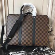 Louis Vuitton N41466 Porte-Documents Voyage PM Damier Ebene