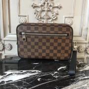 Louis Vuitton N41663 Kasai Clutch Damier Ebene