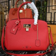 Louis Vuitton M55025 Milla MM Rose Rubis