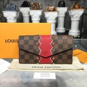 Louis Vuitton N60151 Sarah Wallet Damier Ebene