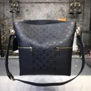 Louis Vuitton M44014 Mélie Monogram Empreinte Leather Black