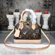 Louis Vuitton M44368 Alma BB Monogram Canvas
