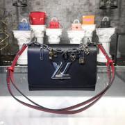 Louis Vuitton M52894 TWIST MM Epi Leather