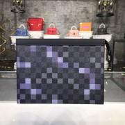 Louis Vuitton N60175 Pochette Voyage MM Damier Graphite Canvas