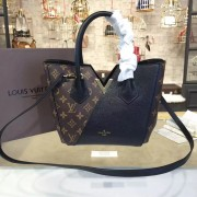 Louis Vuitton M41855 Kimono PM Monogram Canvas Noir